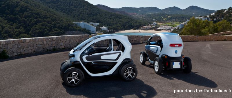 renault twizy 45 sans permis vehicules vaucluse. Black Bedroom Furniture Sets. Home Design Ideas