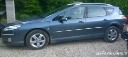 peugeot 407 sw 2.0 hdi 16 v premium pack 136 cv vehicules voitures ardennes
