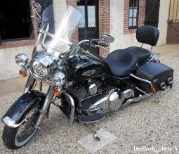 harley davidson road king classic mod�le 2014 vehicules motos yonne