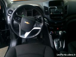 Chevrolet 7 places