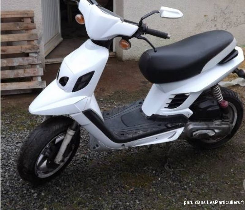 scooter mbk booster rx bcd vehicules scooters guyane