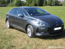 citroen ds 5 blue hdi 120 vehicules voitures bas-rhin