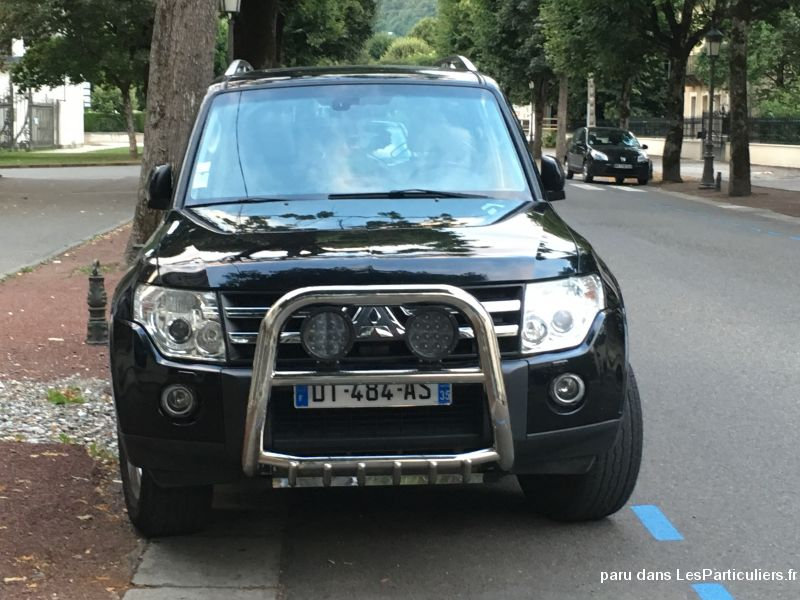 mitsubishi pajero 3.2 di-d instyle 170cv vehicules voitures haute-garonne