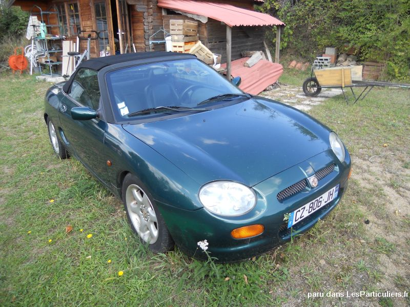 cabriolet mgf vehicules voitures ardèche