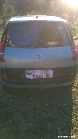 Renault scenic année 2008