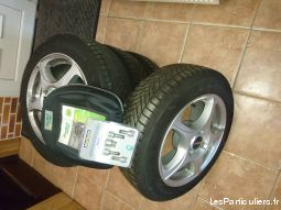 Pneus hivers Michelin 205 / 55R16 91H alpin 5DT