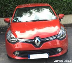 renault clio 4 tce 90 intens vehicules voitures is�re
