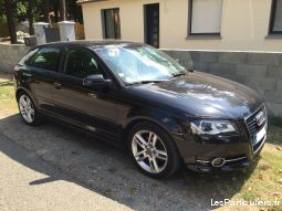 Audi A3 2l TDI 140ch Ambition Luxe S-Tronic