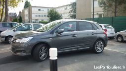 citro�n c4 exclusive + vehicules voitures seine-maritime