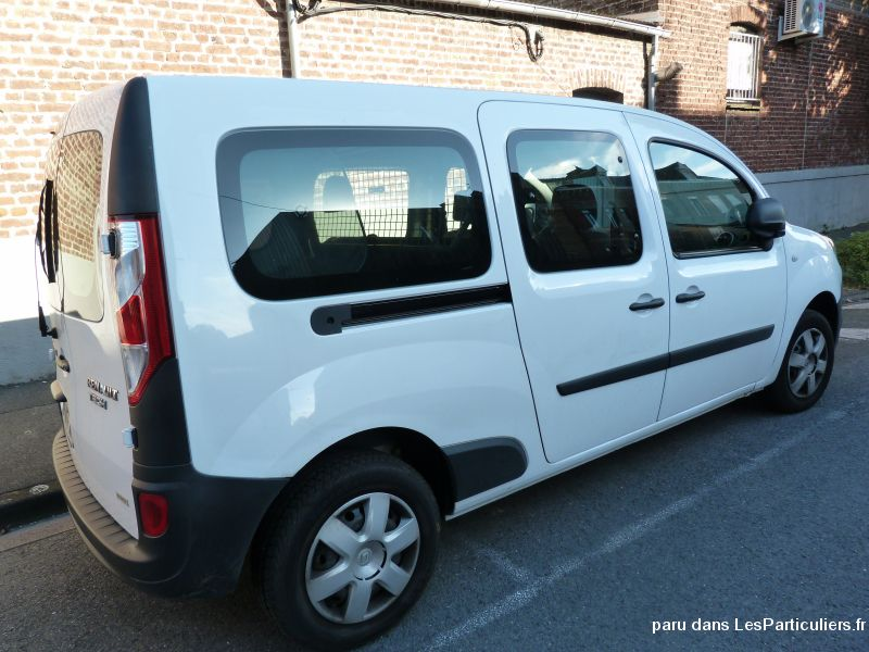 kangoo express ii 5 places cabine approfondie vehicules nord. Black Bedroom Furniture Sets. Home Design Ideas