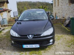 peugeot 206 hdi diesel vehicules voitures lot