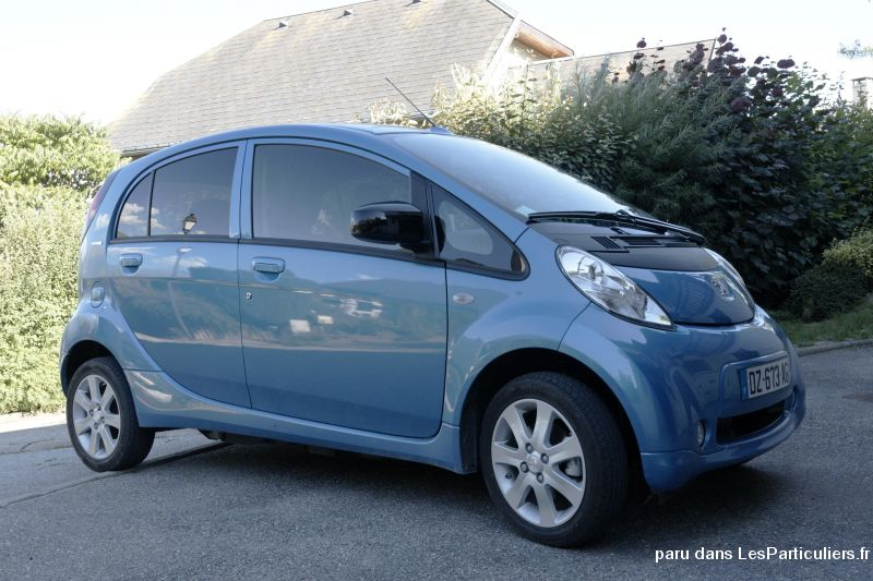 peugeot ion 2016 2500km 11000 euros vehicules voitures isère