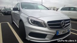 mercedes-benz classe a fascination 180 cdi vehicules voitures meurthe-et-moselle
