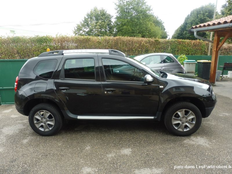 dacia duster 4x2 vehicules voitures is�re
