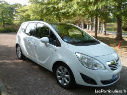 opel meriva ii 1.4 turbo twinport 120 cosmo pack vehicules voitures pyr�n�es-atlantiques