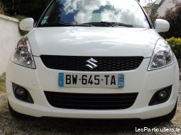 suzuki swift iii 1.2 vvt glx pack vehicules voitures finist�re