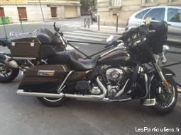 harley davidson electra glyde ultra limited 2013 vehicules motos paris