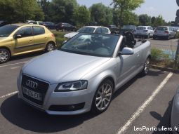 AUDI A3 CABRIOLET 2.0 TDI 140 Chvx S-LINE