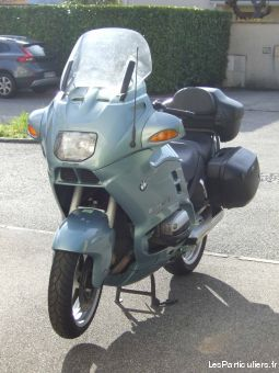 bmw r 1100 rt abs vehicules motos is�re