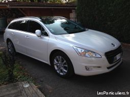 peugeot 508 sw thp 156 vehicules voitures meurthe-et-moselle