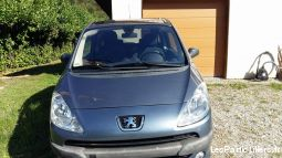 peugeot 1007 pack complet vehicules voitures savoie