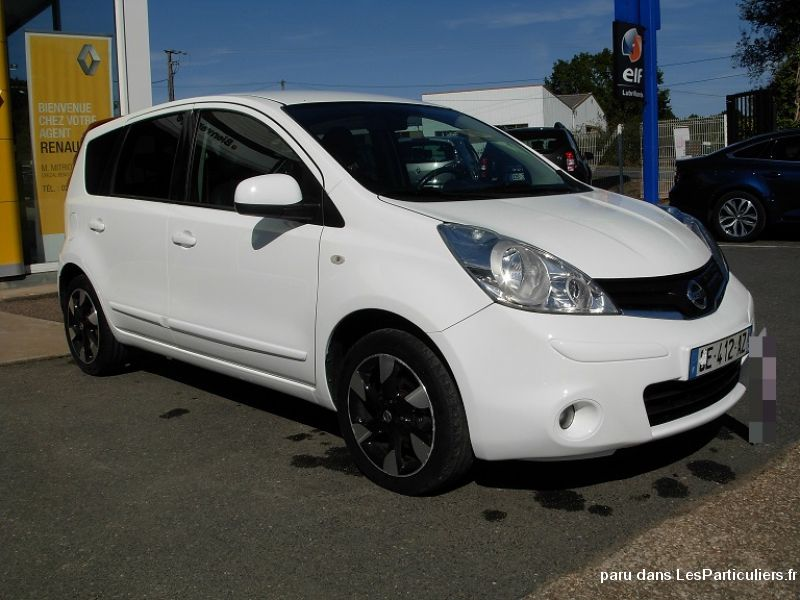 nissan note dci 90cv connect edition vehicules voitures cher