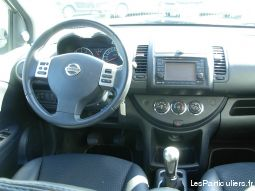 NISSAN NOTE DCI 90CV CONNECT EDITION