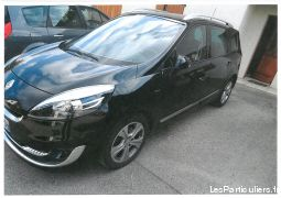 renault grand scenic 3, 7 places, dci 130 vehicules voitures doubs