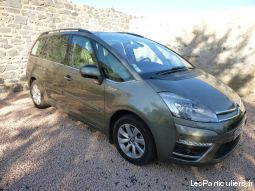 grand c4 picasso 1,6hdi 110 exclusive vehicules voitures puy-de-d�me