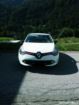 renault clio iv 0. 9tce energy intens 90ch vehicules voitures haute-savoie