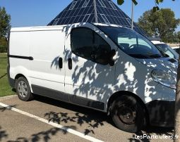 renault trafic vehicules utilitaires drôme