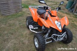 quad kymco vehicules motos allier