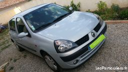 renault clio 2 phase 2 vehicules voitures ard�che