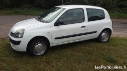 clio 2 ph 2 vehicules voitures is�re