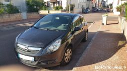 opel corsa vehicules voitures c�te-d'or