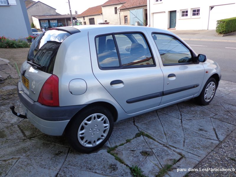 clio vehicules voitures moselle