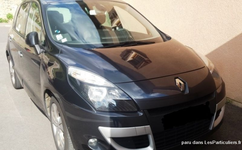 bonne affaire renault scenic iii vehicules voitures moselle