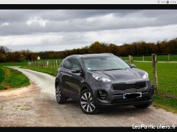 kia sportage 2016 vehicules voitures val-d'oise