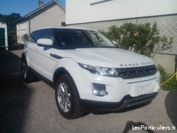 range rover evoque - ed4 4x2- pack teck+visibilit� vehicules voitures ain