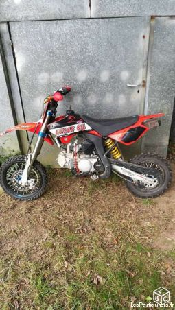 dirt bike ycf 150 sp1 factory vehicules motos manche