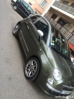fiat 500 by diesel vehicules voitures alpes-maritimes