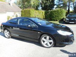 peugeot 407 coup� vehicules voitures cher