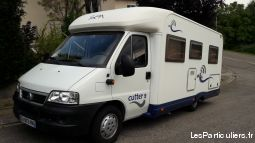 camping car fiat ducato profile vehicules caravanes camping car meurthe-et-moselle