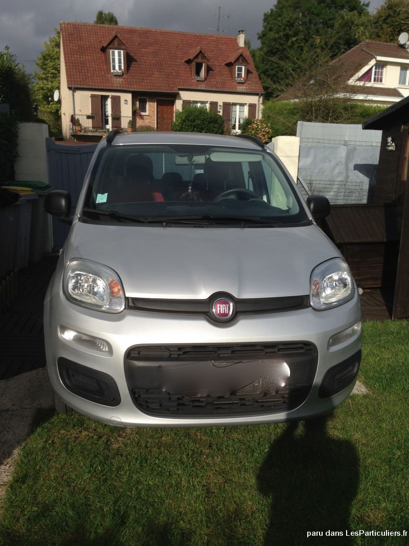 fiat panda vehicules voitures val-d'oise