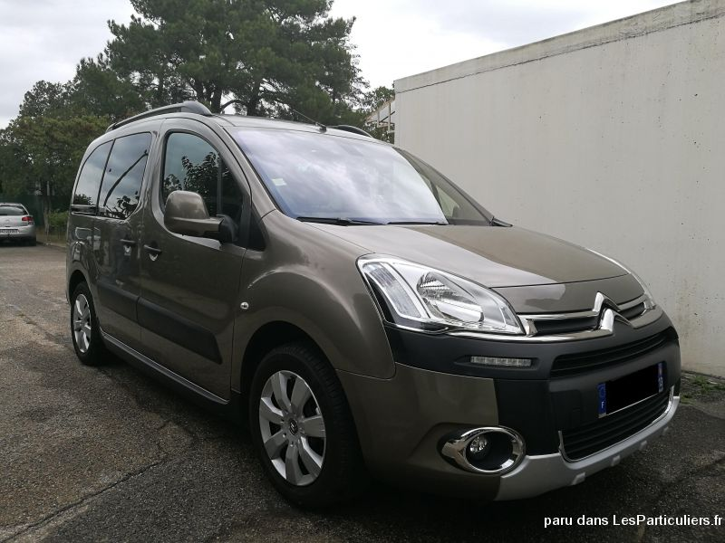citroën berlingo multispace xtr + hdi 90 vehicules voitures vaucluse