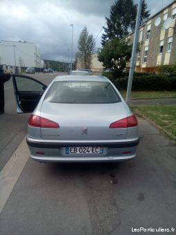 peugeot 607 2. 2 16v hdi 136ch an 2003 vehicules voitures meurthe-et-moselle
