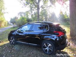 peugeot 2008 1.6 vti f�line titane vehicules voitures nord