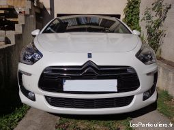 citro�n ds 5  vehicules voitures seine-saint-denis