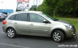 clio 3 estate 1.5 dci 85 exception tomtom vehicules voitures nord