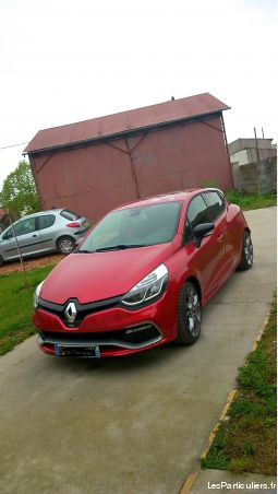 Renault CLIO 4 RS Toujours sous garantie or